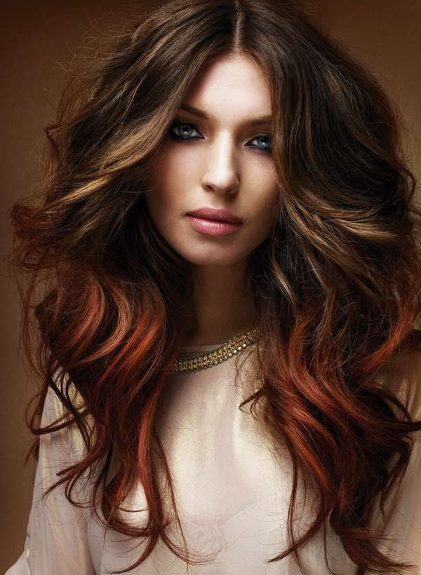 brown-red-two-tone-hair-color
