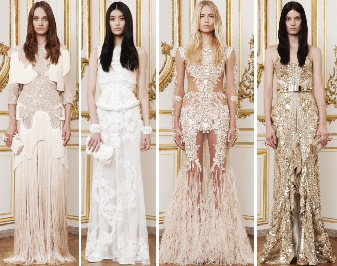 012 GIVENCHY HAUTE COUTURE LINE