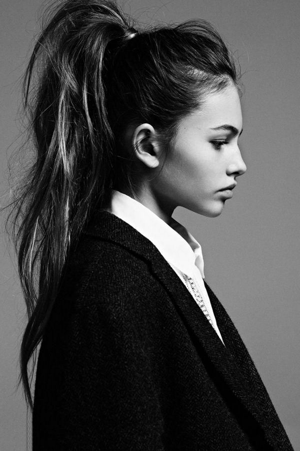 cute ponytail hairstyles 91