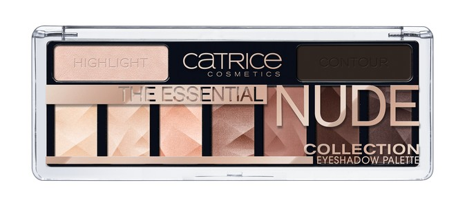 Catr The Collection Eyeshadow Palette Essential Nude 39.90kn