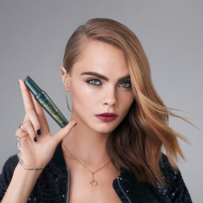 Cara Delevingne for Rimmel