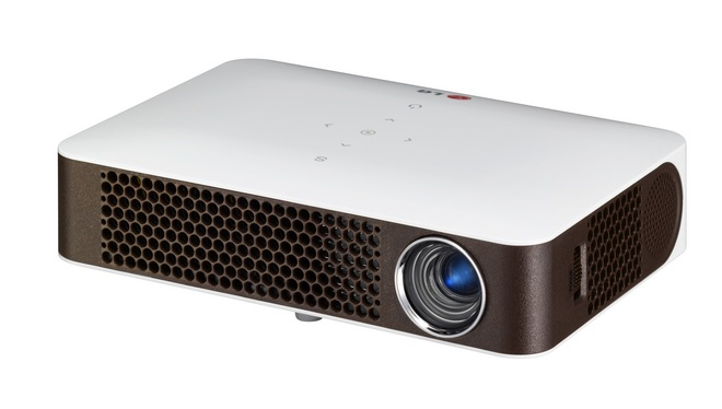 Bluetooth Mini Beam Projector 1 cr