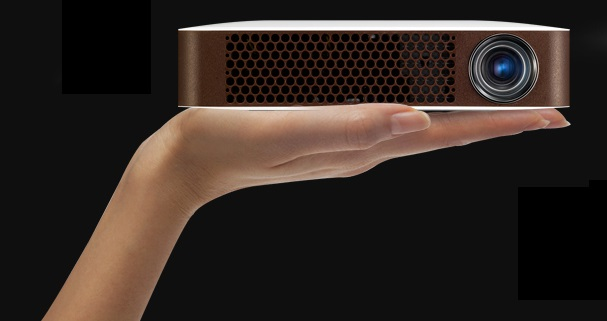 Bluetooth Mini Beam Projector 2