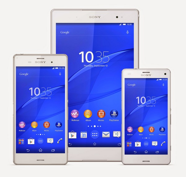 14 Xperia Z3 Family cr