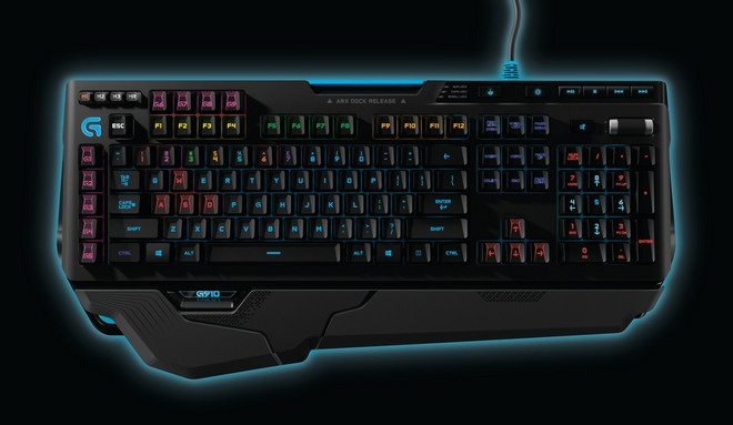Logitech G910 TOP 72 dpi cr