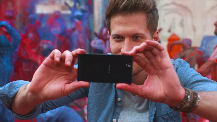 Sony Mobile campaign stills 3
