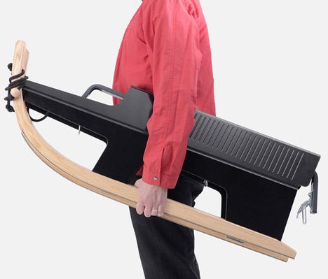 Folding-Sled-by-Max-Frommeld-and-Arno-Mathies dezeen 7