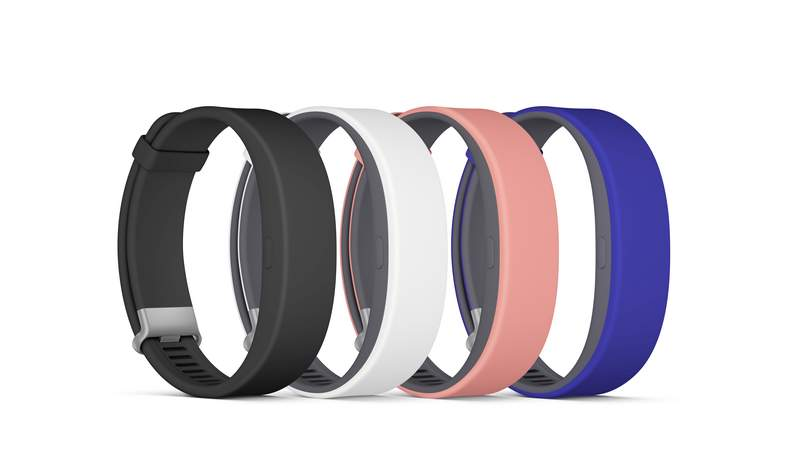 01.SmartBand 2 groupImage all front40