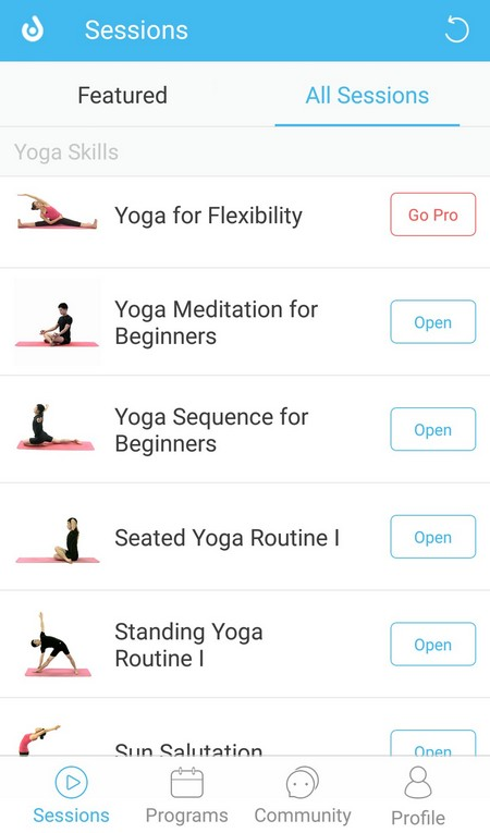 AP TJEDNA DAILY YOGA 3