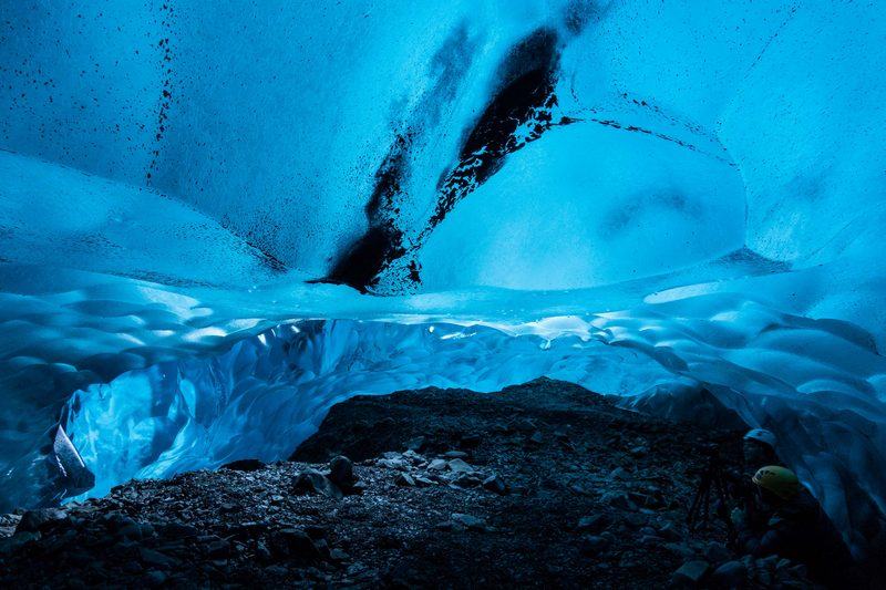 Sony Guides Ice Caves-2