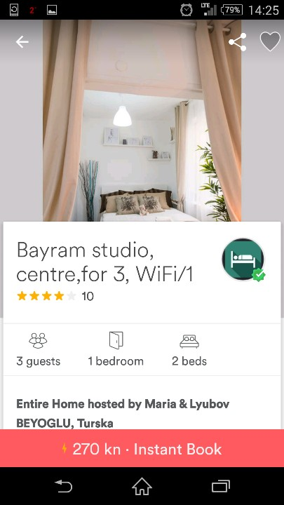 AIRBNB AP TJEDNA 6