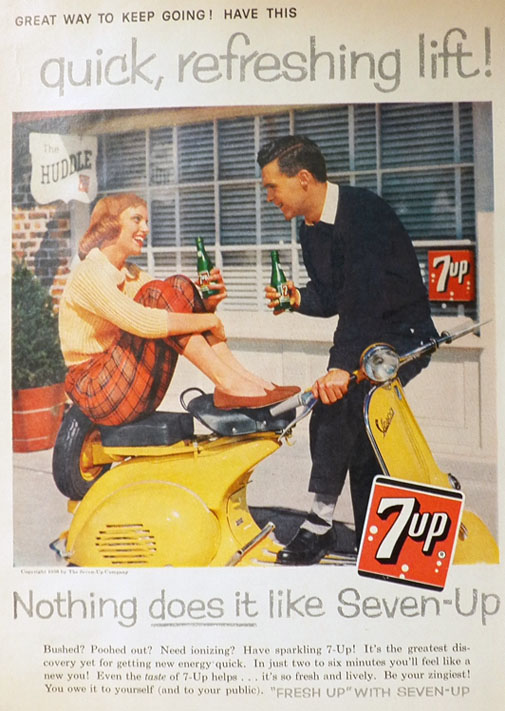 7up scooter