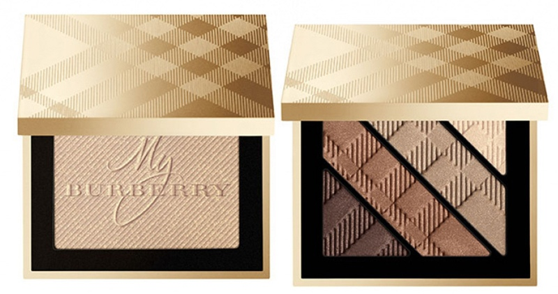Burberry-Makeup-Collection-for-Christmas-2014-eye-shadows-and-highlighter