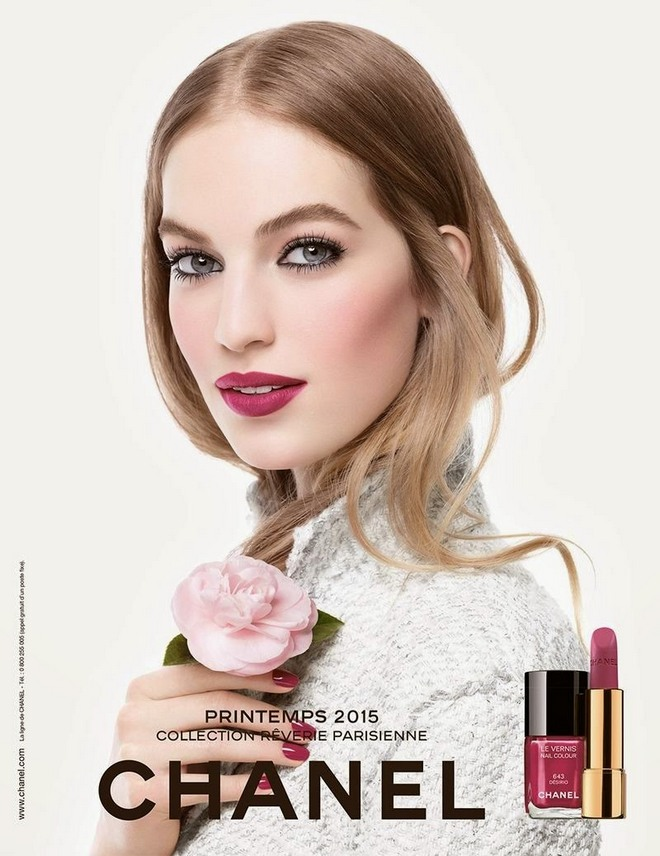 Advertising-Campaign-Chanel-Beauty-Spring-2015-Featuring-Vanessa-Axente-01