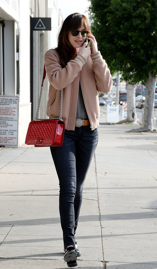 Dakota Johnson-Los Angeles-January-23rd