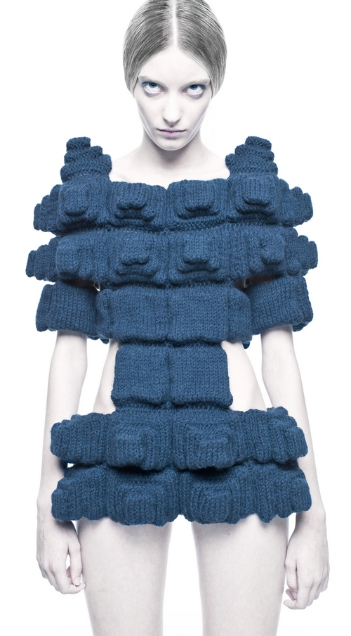Sandra Backlund knitted dress