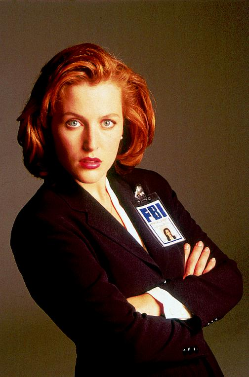 Scully X-files