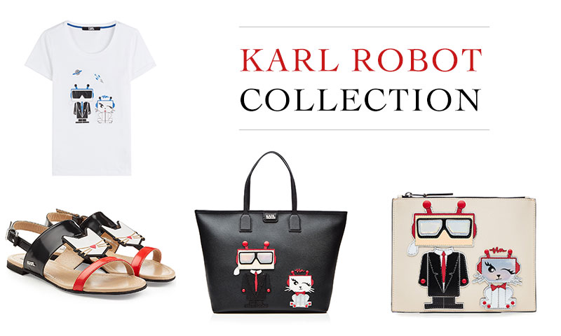 Karl-Lagerfeld-Robot-Collection