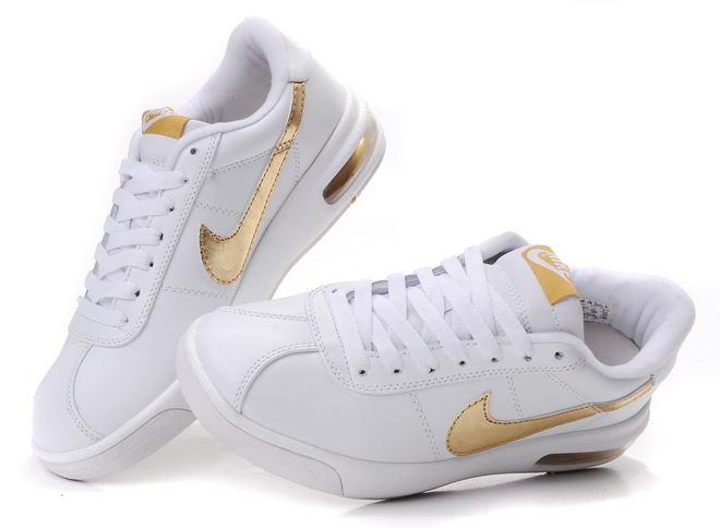 Nike Air Max Mens Shoes BW White Gold