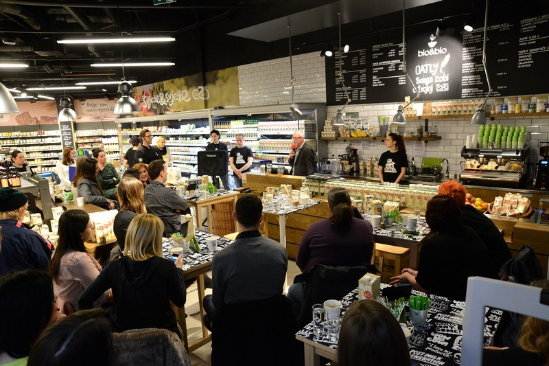 Oatly press event 17