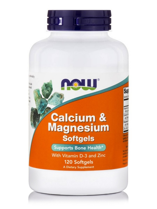 calcium-magnesium-120-softgels-by-now