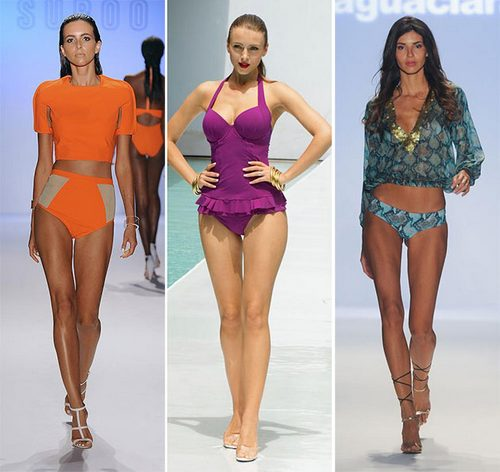 spring summer 2014 swimwear trends tankinis