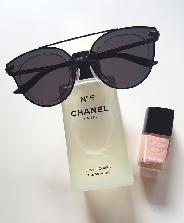 CHANEL POLICE