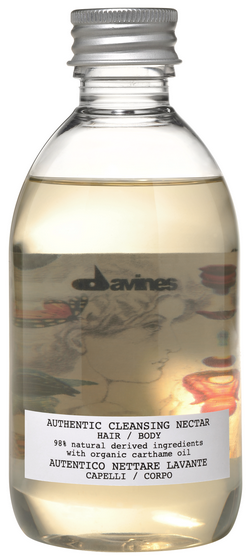 Davines authentic cleansing nectar 250 m