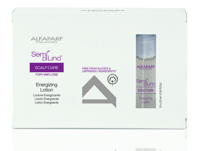 Semi di Lino Scalp Energizing losion cr