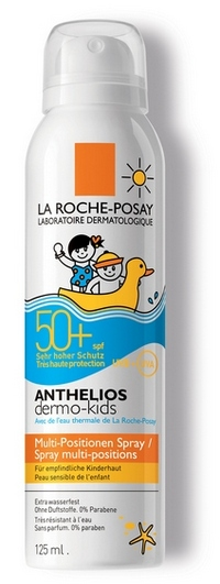 LRP ANTHELIOS KIDS Aerosol SPF50 125ml cr
