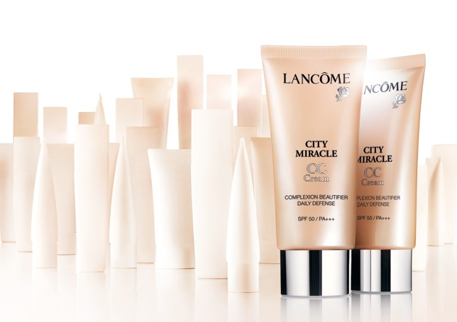 LANCOME CC MIRACLE