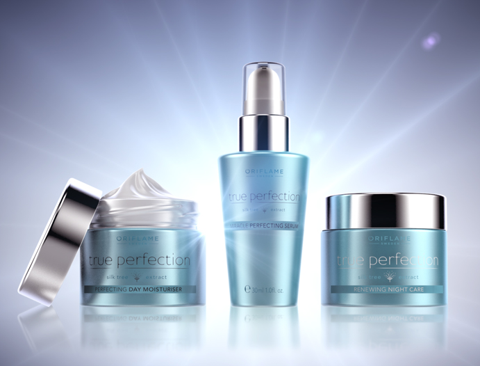 Oriflame True Perfection pack 2 cr