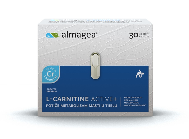 Almagea L CARNITINE ACTIVE packshot