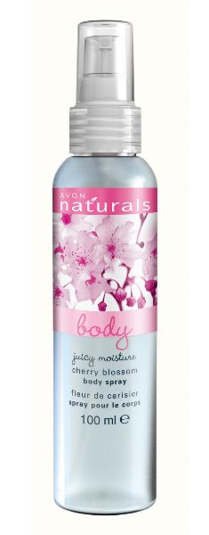 body spray cr
