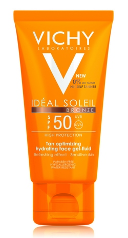 Gel Bronze SPF50 Tube 50ML EN