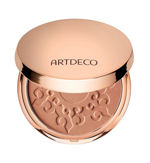 medium 4317.04 Bronzing Powder Compact halb