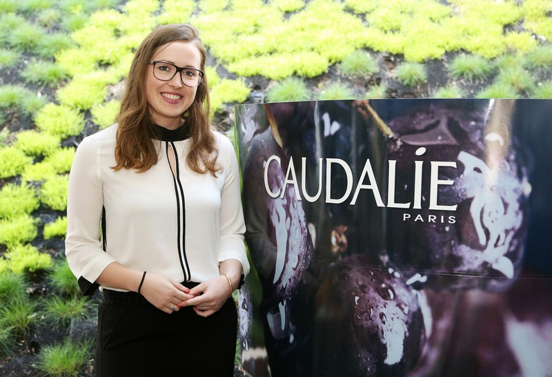 Caudalie event Mathilde Laferrere