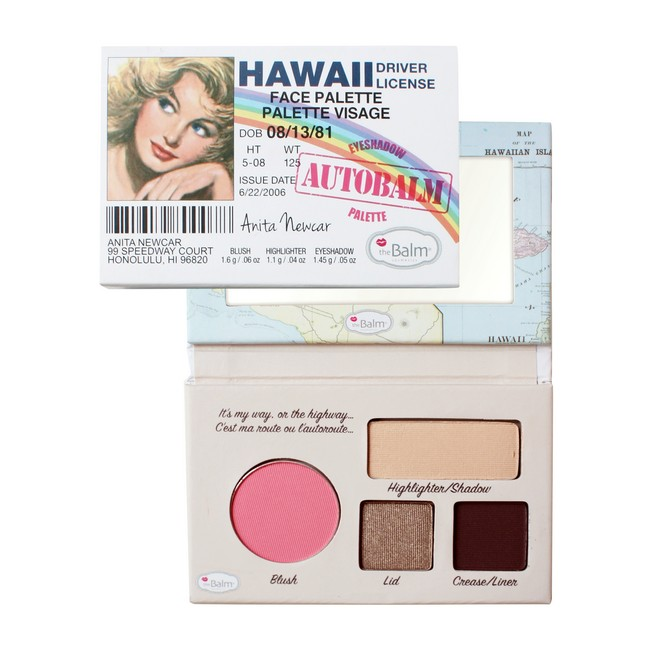 Autobalm Hawaii 13990