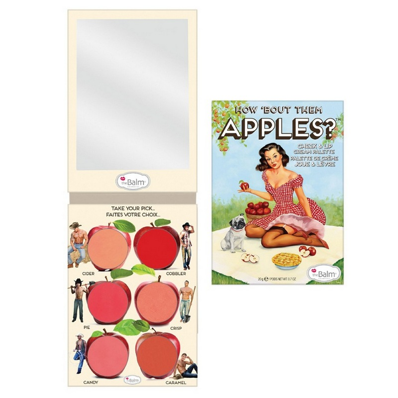 How Bout Them Apples paleta za usne i obraze 24990kn