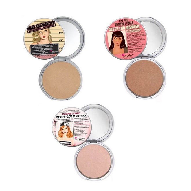 Mary-Lou Cindy-Lou  Betty Lou bronzer 17990kn