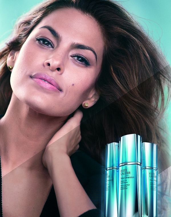 Eva Mendes New Dimension Skin Care Model and Trio Global Expiry June 2016