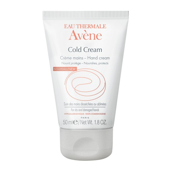Av egrave ne Cold Cream Hand Cream 50ml 1394720809