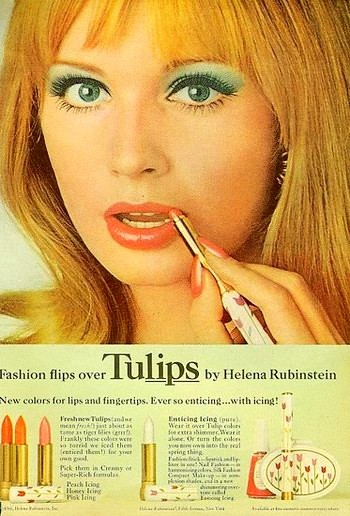 1960s Helena Rubenstein advert