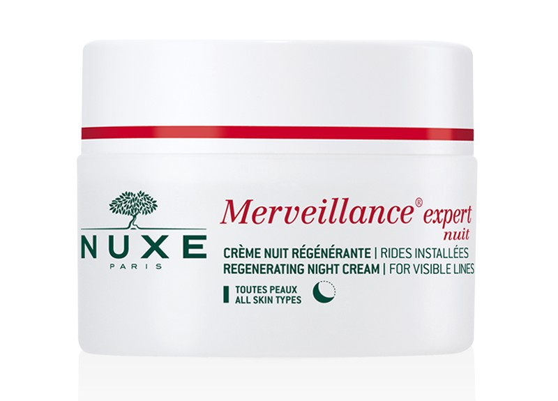 NUXE Merveillance Expert Night Cream 50ml 1431511063 cr