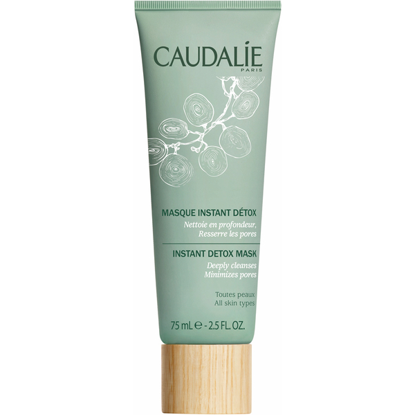 caudalie clay detox mask