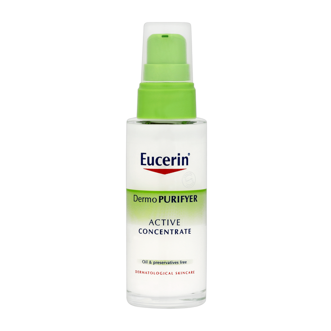 63636 PS EUCERIN INT DermoPURIFYER product header scrub