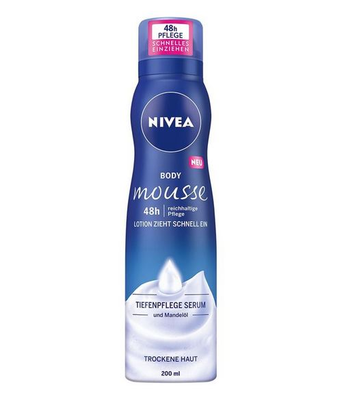 NIVEA Body Mousse 2