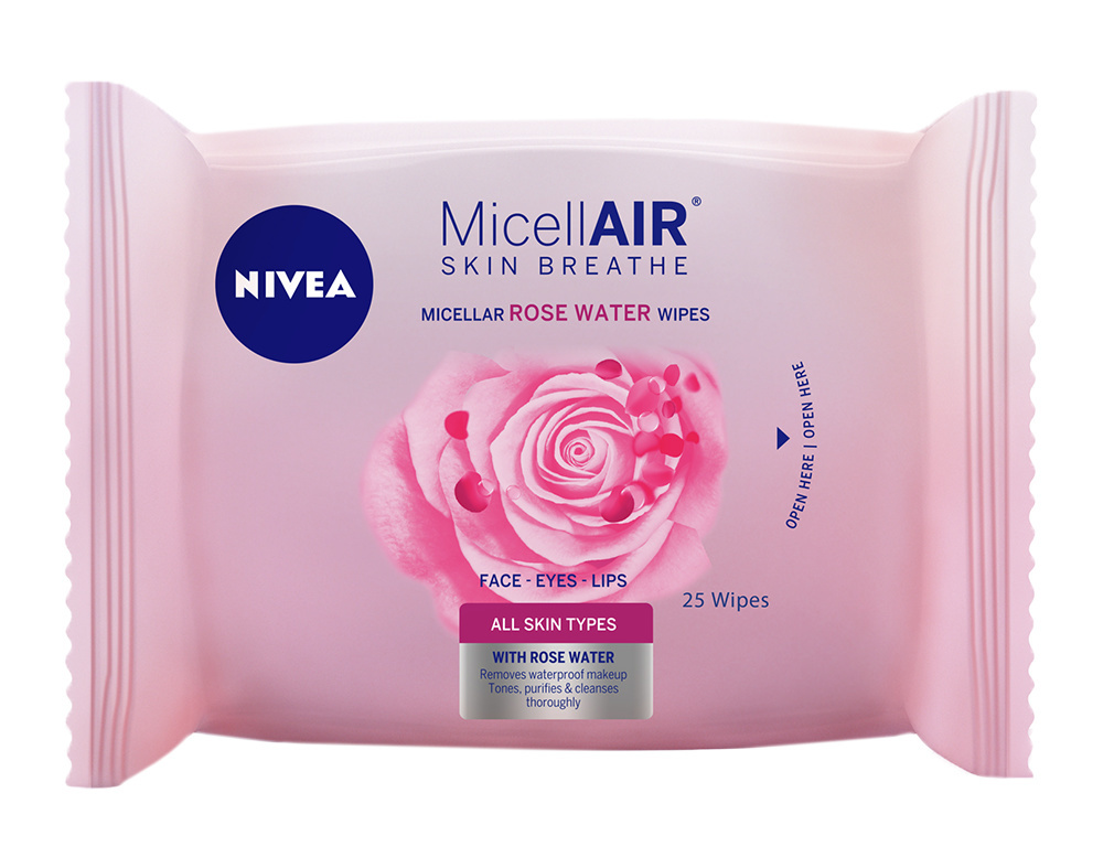 NIVEA MicellAIR Rose water micelarna voda