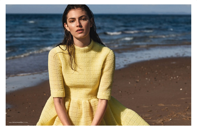 Alberte Mortensen Beach Editorial11