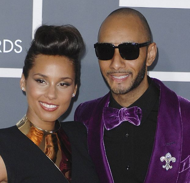 Alicia Keys Swizz Beatz 2